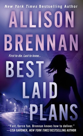 Best Laid Plans (Lucy Kincaid, #9)