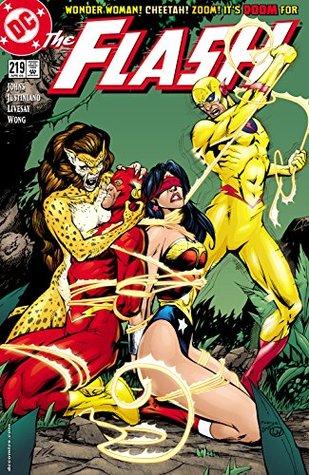 The Flash (1987-) #219