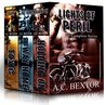 Lights of Peril Box Set (Lights of Peril #1-3)