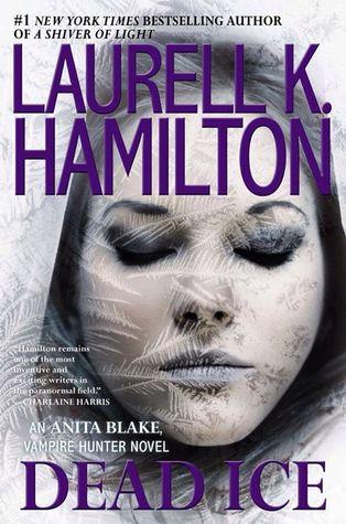 Dead Ice (Anita Blake, Vampire Hunter, #24)