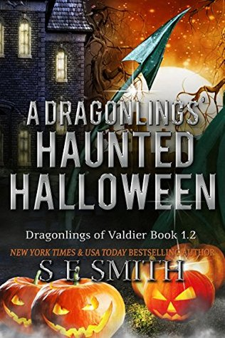 A Dragonlings' Haunted Halloween (Dragon Lords of Valdier, #7.5)