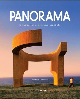 Panorama 4th edition student edition with supersite plus code by 22930343 fandeluxe Image collections