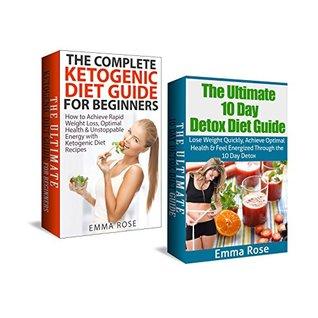 Ketogenic Diet & 10 Day Detox Diet Box Set