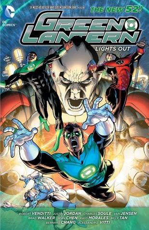 Green Lantern: Lights Out por Robert Venditti, Justin Jordan, Charles Soule, Van Jensen, Billy Tan, Brad Walker, Sean Chen, Rags Morales, Alessandro Vitti