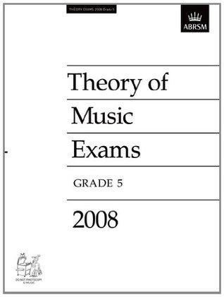 Theory of Music Exams: Grade 5 2008 (Theory of Music Exam papers