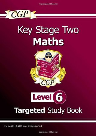 KS2 Maths Study Book - Level 6
