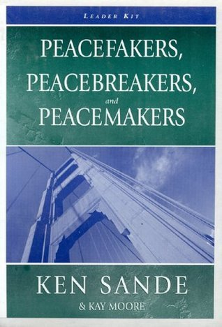 Peacefaker, Peacebreaker, and Peacemaker Leader Kit with DVD