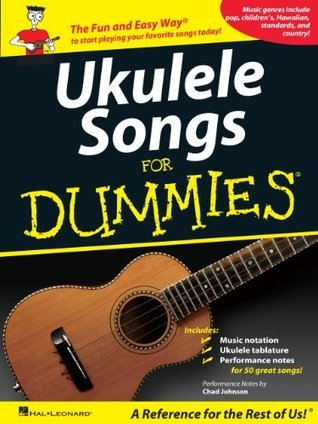 Ukulele Songs for Dummies