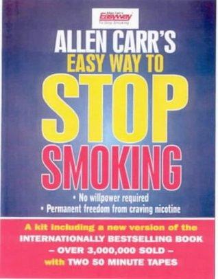alan carr quit smoking book
