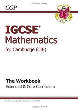 IGCSE Maths CIE (Cambridge) Workbook