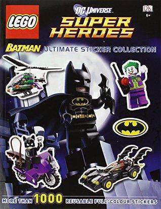 LEGO® Batman Ultimate Sticker Collection LEGO® DC Universe Super Heroes