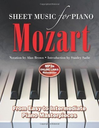 Mozart: From Easy to Intermediate Piano Masterpieces