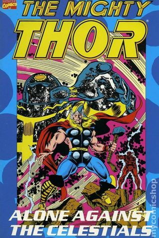 Thor: Alone Against the Celestials