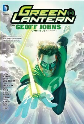 Green Lantern by Geoff Johns: Omnibus, Volume 1