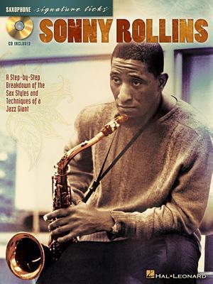 Sonny Rollins - Saxophone Signature Licks