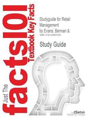 Retail Management by Evans, Berman--Study Guide