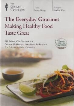 The Everyday Gourmet, Cooking for Your Good Health