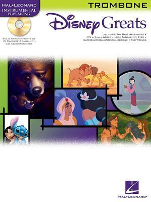 Disney Greats: For Trombone Instrumental Play-Along Pack por Anonymous