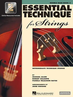 Essential Technique for Strings with Eei: Double Bass
