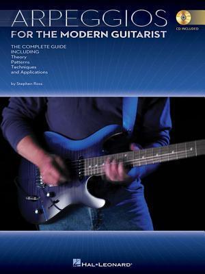 Arpeggios For The Modern Guitarist BK/CD