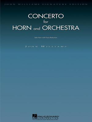Concerto for Horn and Orchestra: Horn with Piano Reduction
