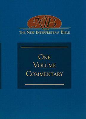 The New Interpreter's(r) Bible One-Volume Commentary