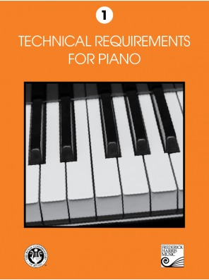 Technical Requirements for Piano Grade 1