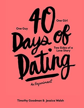 Welcome to forty days of dating