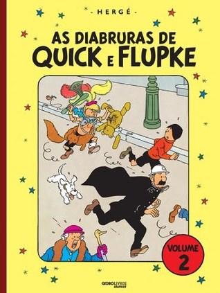As diabruras de Quick e Flupke – vol. 2