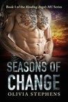 Seasons of Change (Bleeding Angels MC, #1)