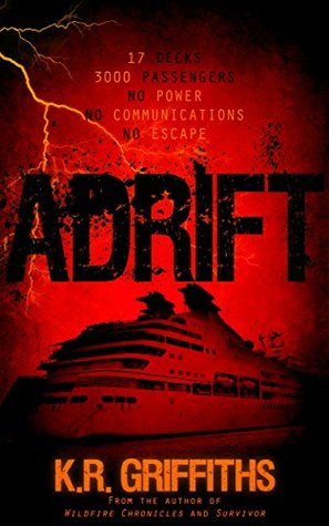 Adrift by K.R. Griffiths
