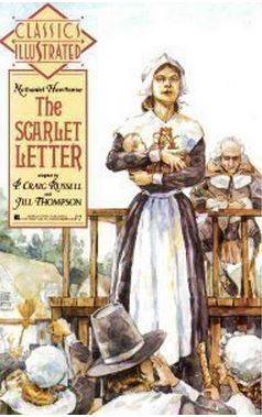 Classics Illustrated: The Scarlet Letter