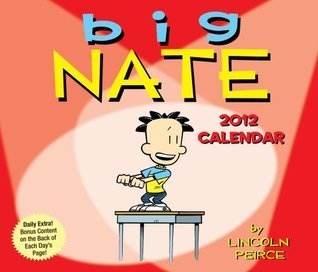 Big Nate: 2012 Day-to-Day Calendar