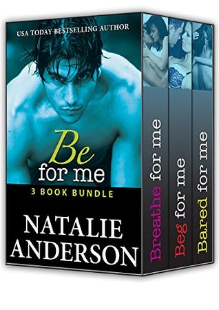 Be For Me - 3 Book Bundle(Be for Me 1-3)