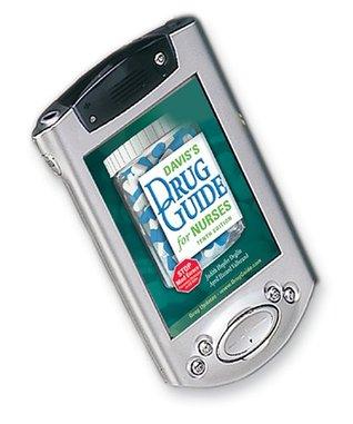 Davis's Drug Guide for Nurses CD-ROM/ PDA