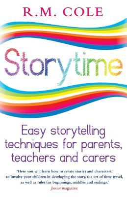 Storytime: Easy storytelling techniques for parents, teachers and carers