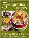 5-Ingredient Reci...