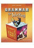 Grammar for Writing Test Booklet (Level ...