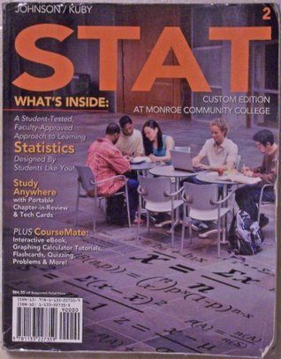 STAT 2 (STAT 2 : Custom Edition at Monroe Community College)