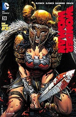 Wonder Woman #38