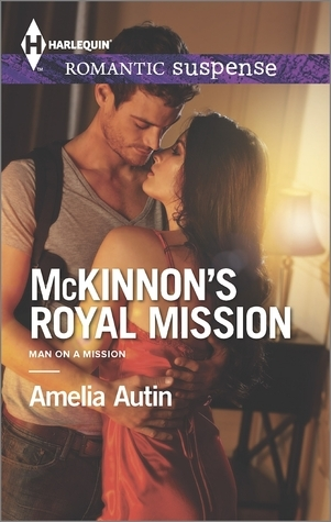 McKinnon's Royal Mission (Man on a Mission #1)