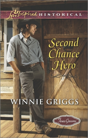 Second Chance Hero(Texas Grooms 6)