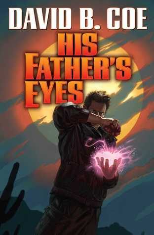 His Father's Eyes (Justis Fearsson, #2)