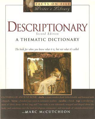 Descriptionary by Marc McCutcheon