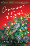 Ornaments of Death (Josie Prescott Antiques Mystery, #10)