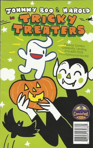 Johnny Boo & Harold in Tricky Treaters