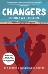 Download ebook Oryon (Changers, #2) by T. Cooper