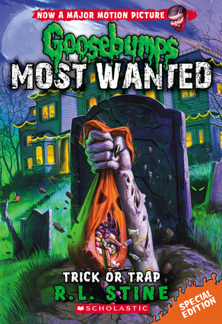 Goosebumps most wanted books special edition
