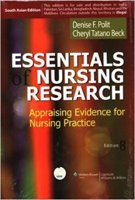 Essentials of Nursing Research (with thePoint access) : Appraising Evidence for Nursing Practice, 8/e