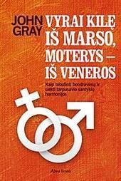Ebook Vyrai kilę iš Marso, moterys – iš Veneros by John Gray DOC!